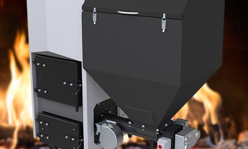 automatický kotel na uhlí