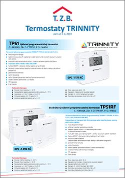 Termostaty Trinnity