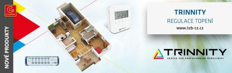 trinnity regulace podlahové topení