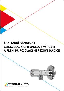 Sanitární armatury TRINNITY