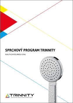 Sprchový program TRINNITY