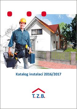 katalog instalace