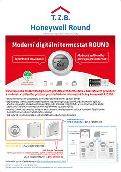 honeywell round