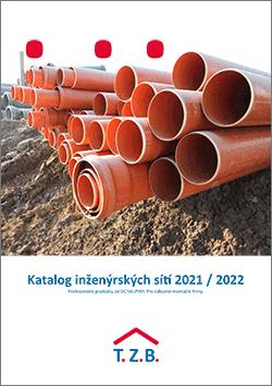 Katalog inženýrských sítí